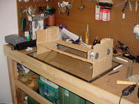 Name: DSC00029.jpg Views: 806 Size: 107.0 KB Description: Here's the full view - the side with the steppers in place is, of course, the right side.