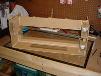 Name: DSC00031.jpg Views: 745 Size: 89.3 KB Description: Getting ready to install the hinge reinforcements so the back side can go on