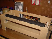 Name: DSC00035.jpg Views: 896 Size: 92.2 KB Description: I'm such a rebel! I installed the X axis drive roller before the Z/Y Gantry. That's what happens when you watch all of the vids and THEN do the build, rather than building each step along with the vids.