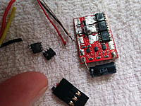 Name: IMG_20170319_112354-picsay.jpg Views: 155 Size: 209.8 KB Description: Battery lesson ....dont short them ...especially if connected to the ESC