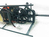 Name: IMG_20170418_184941-picsay.jpg Views: 163 Size: 139.2 KB Description: Tiny screws or toothpick to lock base of servos, thin foam pad between canopy and battery cage ( shock absorber).  Cut plastic bumps out from battery tray to fit Goo 520's