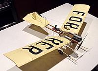 1911 Fokker Spider (Spin)