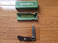 Remington bullet knives MINT in boxes - RC Groups