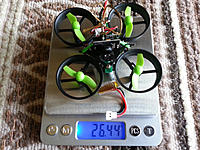 Name: eachine E010 total weight.jpg
