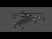 Sikorsky S-97 Raider Prototype P1