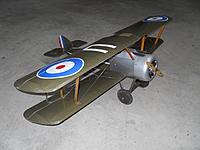 Name: DSCN0597.jpg Views: 148 Size: 149.6 KB Description: Hangar 9 60 size Sopwith Camel