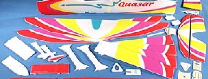 Hobby Lobby Distributed CZ Model's Quasar ARF Review - RC ...