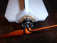 """Name: P4081588web.jpg Views: 34 Size: 173.4 KB Description: 1"""" triangles and a ply plate make for a tough front mount"""