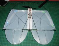 Name: P1300103.jpg Views: 229 Size: 69.3 KB Description: with lights this is flying at 40+gms nice and easy