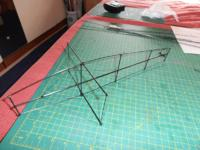 Name: P2040131.jpg Views: 187 Size: 84.8 KB Description: Fuz ..now with repositioned vertical rods..tailplane brace added..stubb wing spars added ..and bracing thread