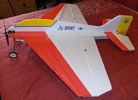 Name: D-sport2.jpg Views: 61 Size: 78.3 KB Description: bigger D-sport tail plane and elevator plus its size makes this a very nice flier..KFm4
