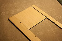 Name: IMG_2179.JPG Views: 83 Size: 2.69 MB Description: Gluing up the bottom spar and trailing edge to the sheeting