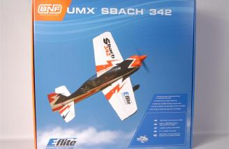 Very cool box top picture of the UMX Sbach 342