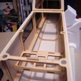 Lightweight balsa and plywood are used throughout.