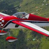 The full-scale Slick 360 by Slick Aircraft Company.