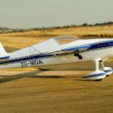 The full-scale Slick is part of the new generation of unlimited aerobatic airplanes.