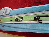 Name: DSC00200.jpg Views: 330 Size: 93.9 KB Description: Rudder wires run in slot.