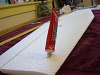 Name: DSC00027.jpg Views: 447 Size: 204.3 KB Description: Fill the slit with welders.