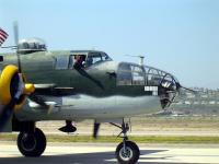 Name: DSC01631.jpg Views: 432 Size: 39.3 KB Description: Very nice B-25. It was fantastic in the air.
