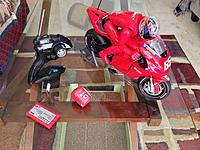 ducati rc motorcycle 1 5 ready to run nikko rc superbike ducati rh rcgroups com