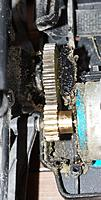 Name: WLtoys 1 18 vortex K929 spur gear dust bashing.jpg Views: 70 Size: 95.4 KB Description:
