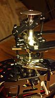 Name: IMG_20150208_182942_293.jpg Views: 724 Size: 262.8 KB Description: Heli-Factor rotor head, blade grip, and swash plate (assembled)