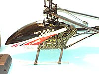 Name: Heli 003.jpg Views: 13 Size: 162.8 KB Description: Metal frame and electric power with nylon drive gear. come with everything RTF!
