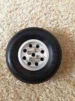 Name: ESM 4.0 wheel.jpg Views: 17 Size: 31.8 KB Description: Here is a close up of these great looking scale wheels!