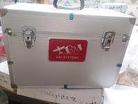 Name: trans box-1015.jpg Views: 1 Size: 1.19 MB Description: Extra strong all aluminum case with hard wood plywood backing and all reinforced corner braces and lockable over center lock down claps.