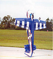 Name: agreco1.jpg Views: 191 Size: 61.5 KB Description: Hanging it on the prop as one of the 3D manuevers. This plane is ready-to-fly!!!
