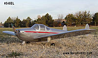 Name: 546EL-Ercoupe[1].jpg Views: 255 Size: 85.2 KB Description: Ercoupe is a great flyer.  Light weight and easy to build at a great price.