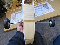 Name: Build pic 14.JPG Views: 5 Size: 568.8 KB Description: 3D bend on the u/c legs.