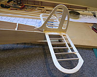 Name: Build pic 16.JPG Views: 5 Size: 569.1 KB Description: Lightened tail assembly.
