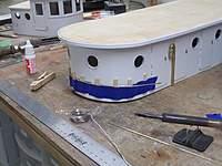 Name: Hartman Tug cabin 001.jpg Views: 205 Size: 81.2 KB Description: spacers and prebent