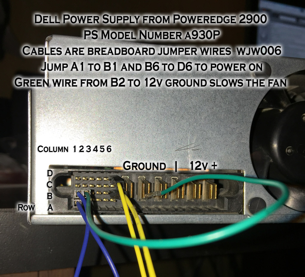Strange Dell Fan Wiring Diagram Wiring Library Wiring Digital Resources Lavecompassionincorg