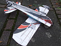 Name: DSCF2066.jpg Views: 195 Size: 306.5 KB Description: Two aileron servo set-up and very nice printing on the underside of the wing.