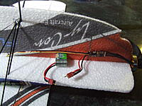 Name: DSCF2058.jpg Views: 189 Size: 237.2 KB Description: Nothing fancy here, just cheap Turnigy motor and esc.