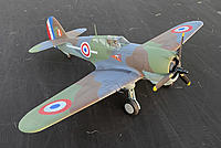 Name: IMG_1651.JPG Views: 11 Size: 395.6 KB Description: Hawk 75A (P-36) Conversion from FMS 1400mm P-40B