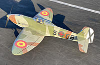 Name: IMG_3190.JPG Views: 2 Size: 1.03 MB Description: Black Horse Models Heinkel He112B, new paint and detailing.