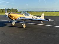 """Name: IMG_5442.JPG Views: 4 Size: 1.82 MB Description: Silence Aircraft's """"Twister"""", Seagull Models"""