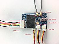 Flysky Voltage Telemetry