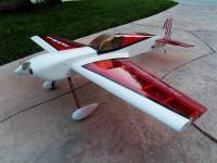 Name: P5050016.jpg Views: 173 Size: 98.3 KB Description: Precision Aerobatics Katana Mini with custom drilled aluminum landing gear.