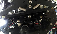 Name: gimbal5.jpg Views: 135 Size: 76.8 KB Description: I was able to get one of the screws front and back into the inner hole, and overall it feels pretty secure and doesn't seem to have any flex.