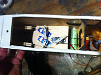 Name: IMG_4936.jpg Views: 18 Size: 708.8 KB Description: Simple radio install. Balances at 50% as suggested on all of the plans I researched.