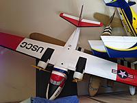 Name: IMG_0135.jpg Views: 90 Size: 466.9 KB Description: Albatross seaplane, DC3 by Simprop Fiber glass hulls.