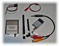 Name: 5_8_TxRx.jpg Views: 178 Size: 121.8 KB Description: 5.8GHz Tx, Rx, cables.