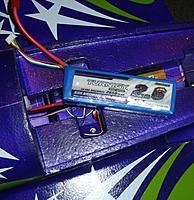 Name: 2650 lipo.jpg Views: 91 Size: 125.8 KB Description: Size of my battery