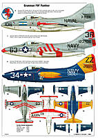Name: 14) Extra Info - Various Grumman F9F Panther Livery.JPG