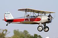 "Name: 800px-Stearman_Aircraft_C3-R_(N799H)_-_1.jpg Views: 28 Size: 51.3 KB Description: Stearman C3R ""Business Speedster"""