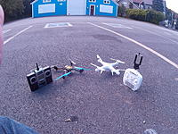 Name: U807 and D97 duel.jpg Views: 66 Size: 1.18 MB Description: getting set for a fly off between these two quadcopters